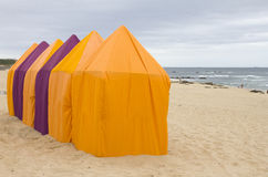strandtents Royaltyfria Foton