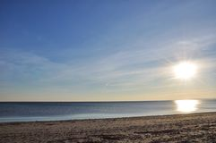 Strandtid Arkivbilder