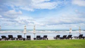 Strandurlaubsort in Thailand Stockfoto