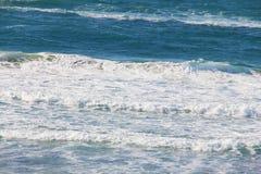 Strandvågor Royaltyfri Bild