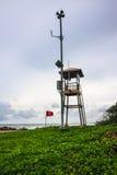 Strandvakt Tower Arkivbilder