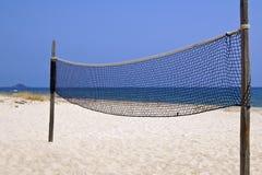 strandvoleyball Arkivfoto