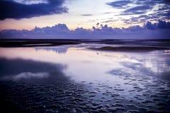 Strandwasserseeozeansand Lizenzfreie Stockfotos