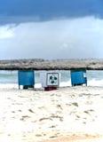 Strandzeichen Lizenzfreies Stockbild