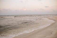 Strandzeit stockfotos