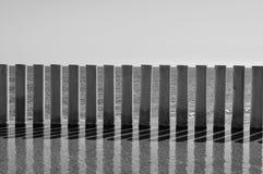 Strandzusammenfassung Lizenzfreie Stockfotos