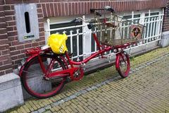 Strange bike Royalty Free Stock Photo