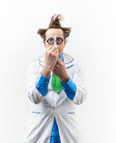 Strange doctor Royalty Free Stock Images