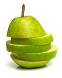 Strange pear Royalty Free Stock Photography