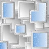 Strange portholes Stock Photo