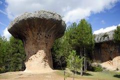 Strange stone formation Stock Photos