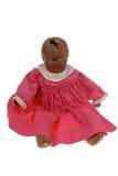 Strange vintage baby doll Stock Image
