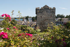 Strangford Castle Royalty Free Stock Photography