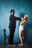 Strangler Fotografia Stock Libera da Diritti