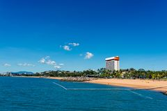 Strans, город Townsville стоковая фотография