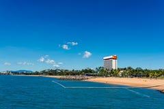 Strans, ciudad de Townsville fotografía de archivo