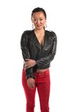 Strapless blouse Royalty Free Stock Photo