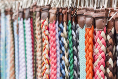 Straps variety Stock Images