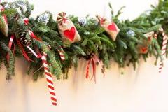 Strasboug dicembre 2015 Decorazione di Natale a Strasburgo, Als Immagine Stock Libera da Diritti