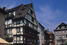 Strasbourg. The old town, strasbourg, alscae lorraine Stock Photo