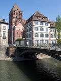 Strasbourg 3 royalty free stock photos
