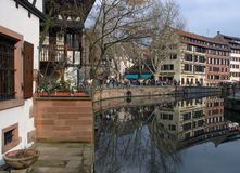 Strasbourg. / Elsass Stock Photography