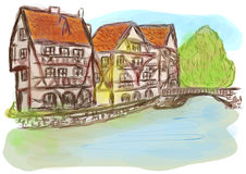 Strasbourg Royalty Free Stock Images