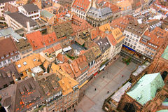 Strasbourg in Alsace, France Stock Photo