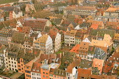 Strasbourg in Alsace, France Royalty Free Stock Photos
