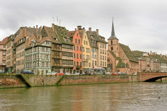 Strasbourg in Alsace, France Stock Images