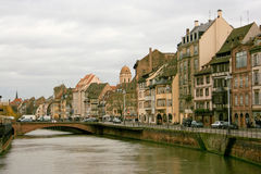 Strasbourg in Alsace, France Royalty Free Stock Photography