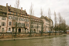 Strasbourg in Alsace, France Stock Image