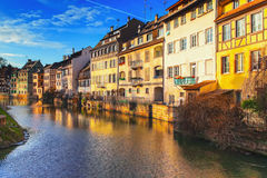 Strasbourg, Alsace, France Photos stock