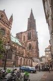 Strasbourg, Alsace, France Stock Image