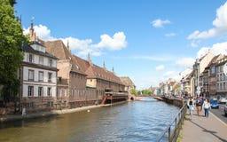 Strasbourg, Alsace, France Stock Images