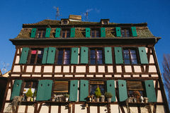 Strasbourg,. Alsace, France. Royalty Free Stock Photography