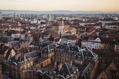 Strasbourg,. Alsace, France. Royalty Free Stock Photos