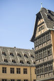 Strasbourg - Ancient houses Royalty Free Stock Images