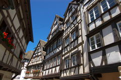 Strasbourg architecture Stock Photo