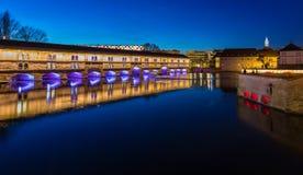 Strasbourg, Barrage Vauban, Alsace, France Royalty Free Stock Photography