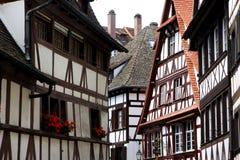Strasbourg buildings, France Royalty Free Stock Image