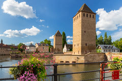 Strasbourg the capital and largest city of the Alsace France Stock Photos