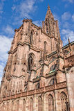 Strasbourg Cathedral Royalty Free Stock Images