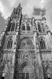Strasbourg cathedral Royalty Free Stock Photography