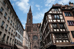 Strasbourg Cathedral Stock Photos