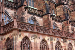 Strasbourg Cathedral Royalty Free Stock Photo