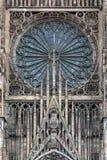 Strasbourg Cathedral - Strasbourg - Alsace - France Stock Images