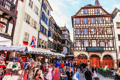 Strasbourg City Royalty Free Stock Photography