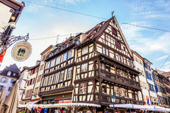 Strasbourg City Stock Images
