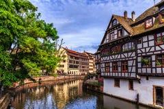 Strasbourg City Stock Photography